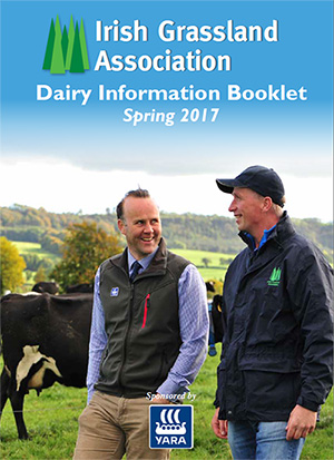 Dairy Information Booklet Spring 2017