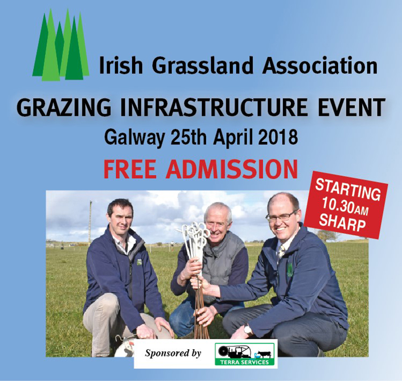FREE Grazing Infrastructure Event 25th April