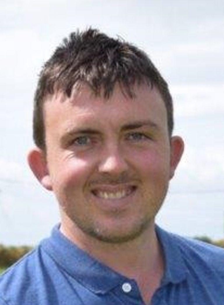 Fergal Coughlan - Wednesday speaker
